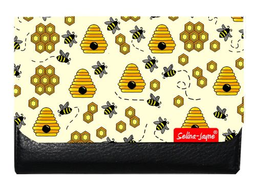 Selina-Jayne Bees Limited Edition Designer Small Purse
